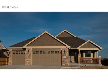 Sample Hollister model front - picture is of 1635 Antonio Ct front exterior